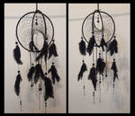my selfmade Dreamcatcher by PeziCreation