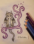 little Dragon by PeziCreation