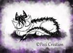 cute Celestialdragon by PeziCreation