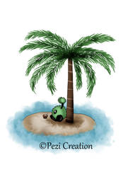 Holiday Mimiplushie by PeziCreation