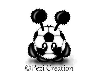 Soccermascot Mimiplushie by PeziCreation