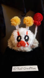 Pennywise  Mimiplushie by PeziCreation