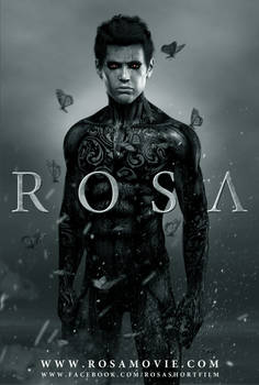 ROSA Character Poster A
