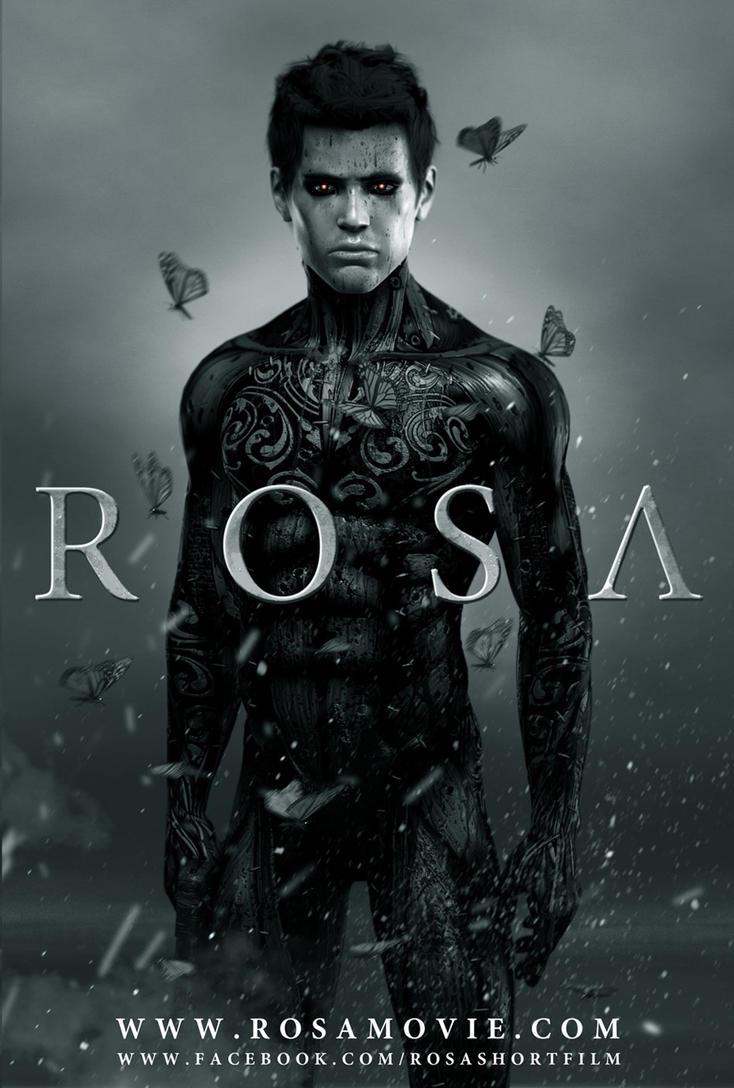 ROSA Character Poster A by orellana