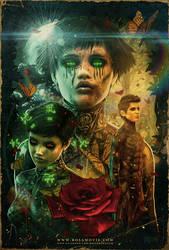 ROSA Final Poster Art by orellana