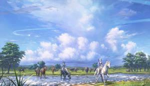 <b>Summer Grassland</b><br><i>makkou4</i>
