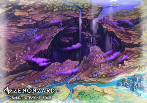 ZENONZARD MAP B