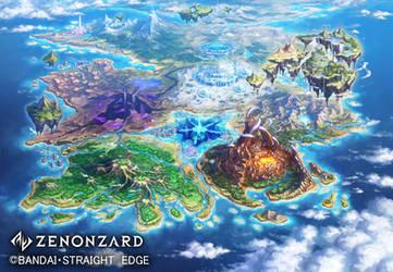 ZENONZARD ALL MAP