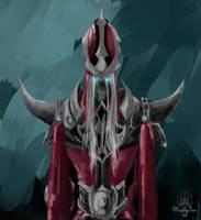 Karthus The Deathsinger by MephyFox
