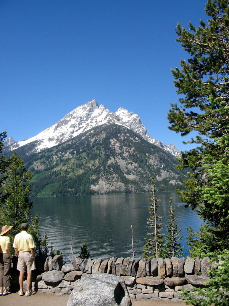 Jenny Lake 2 by lupinelover