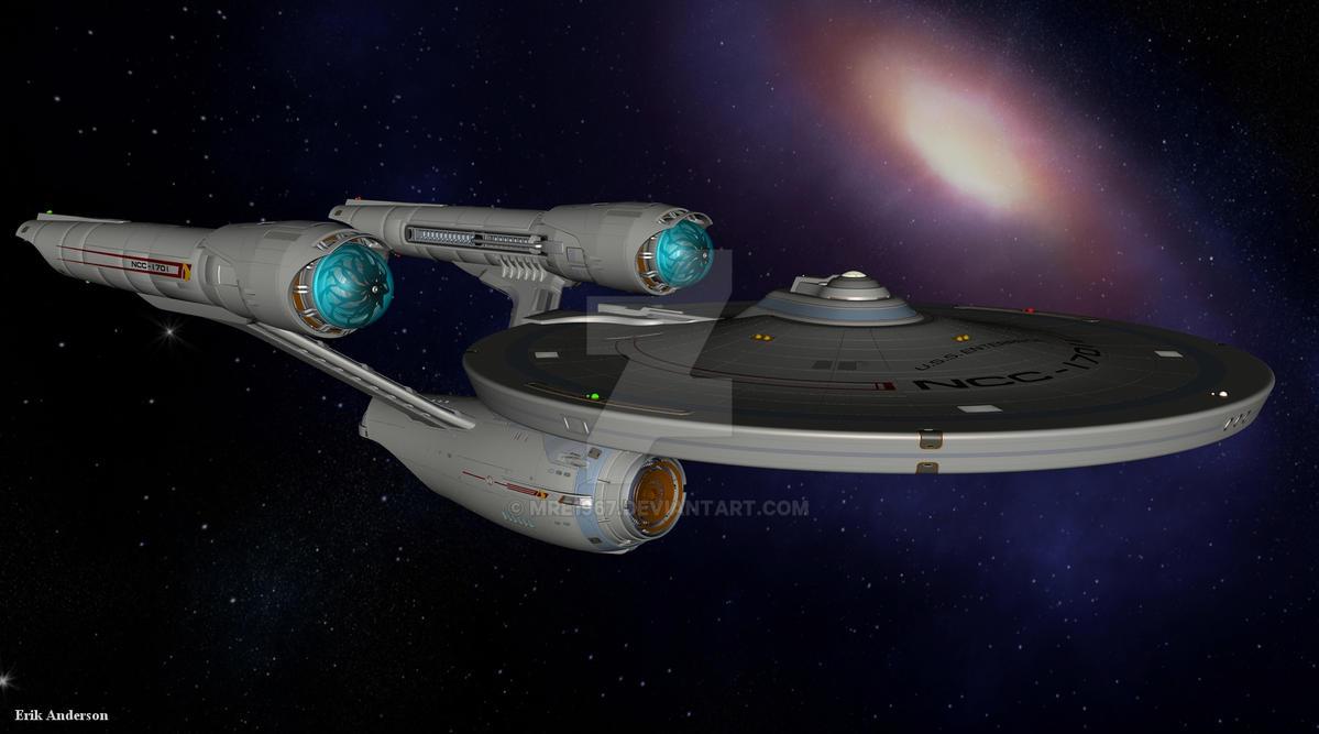 reimagined uss enterprise ncc - photo #5