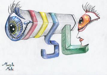 google doodle by Manizhe-Mehr