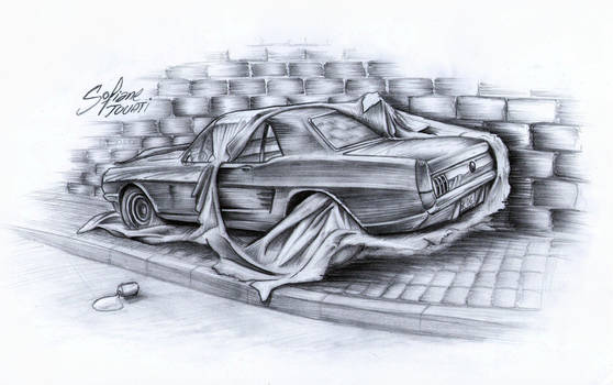 Mustang GT in time...