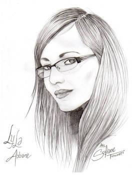 Lila Portrait