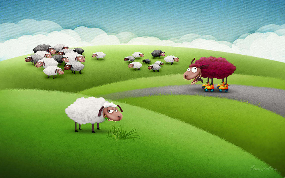 Pubg By Sodano On Deviantart: Sheep By Sea-weed On DeviantArt
