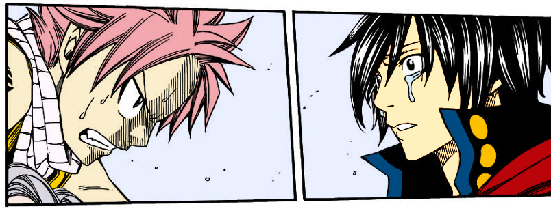 Natsu and Zeref by ted1369 on DeviantArt - 210.6KB