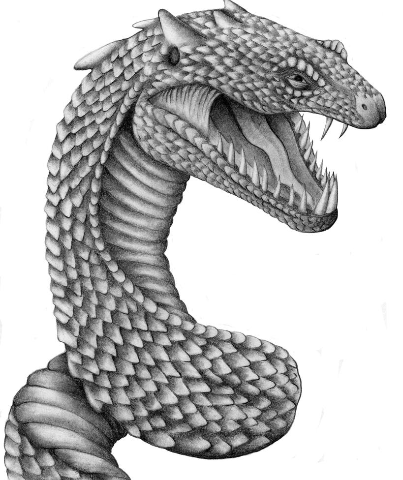 Basilisk by Lyriael on DeviantArt