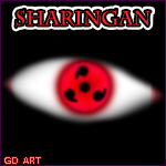 Avatar Sharingan by gondragon13