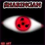 Avatar Sharingan by gondragon13