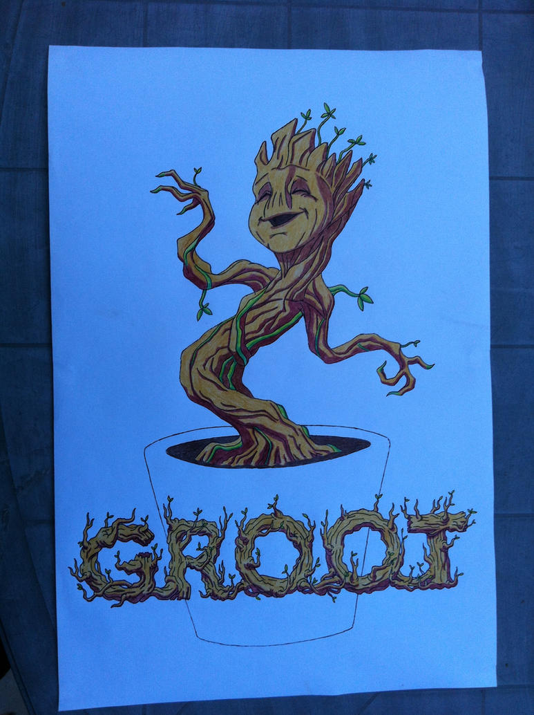 Groot by golhom