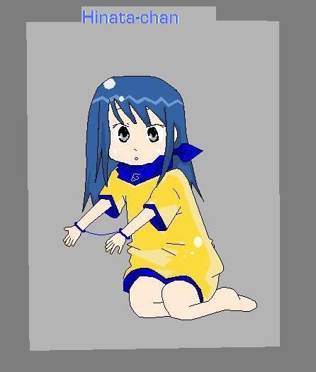 chibi Hinata by Sakura82