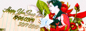 [SHARE PSD] Happy YunSung Day