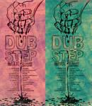 DubStep Flyer design