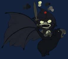 Niblergul Sketch by SubSuid