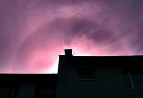 Halo Above My House by rekokros