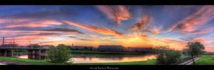 Endles sunset