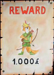 Robin Hood by KiKaKoShnitzel3