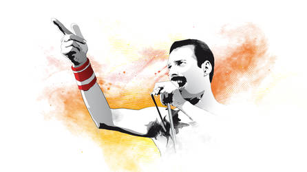 Happy Birthday Freddie Mercury by Psycool