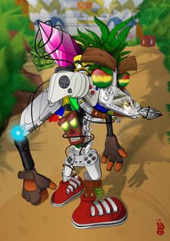 Crash Bandicoot  N-SANE CAOS