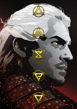 The Witcher - Geralt Of Rivia
