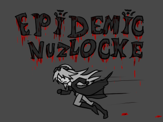 Epidemic Nuzlocke Cover by FroslassManiac