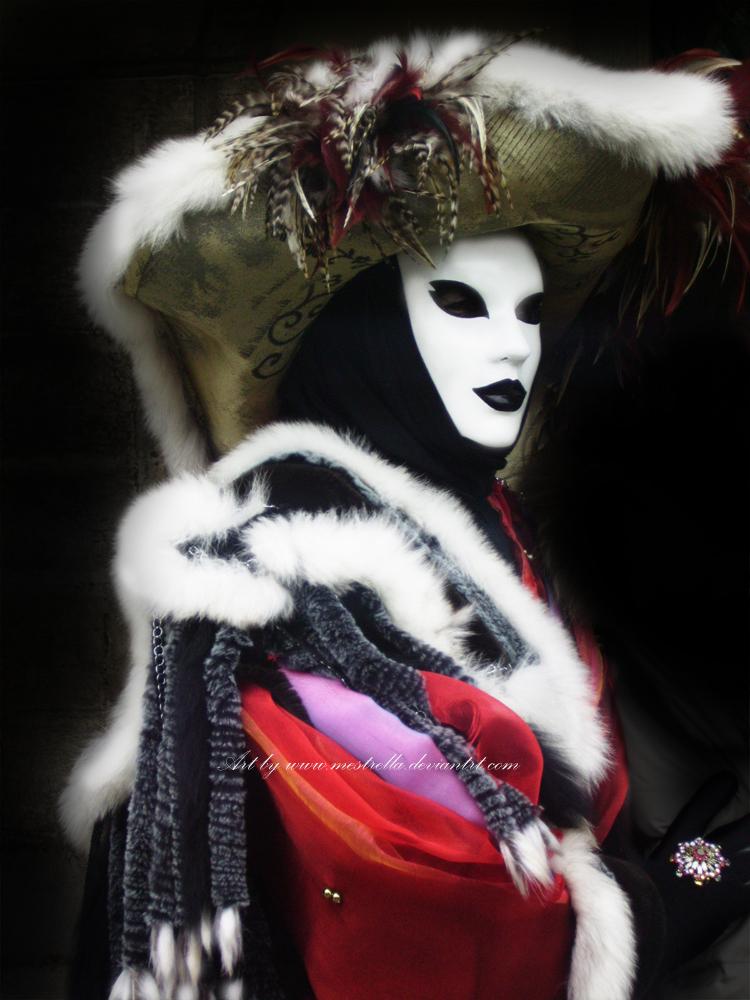Madame Cecilia by Menestrella