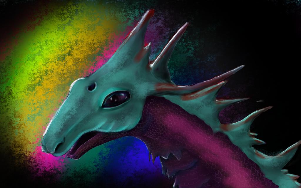Seahorse Fin1 by Gaidenlight