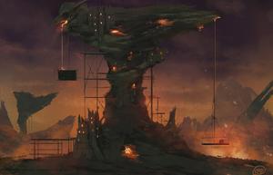 Goblin Mines by Gaidenlight