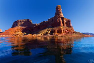Glenn Canyon study by Gaidenlight