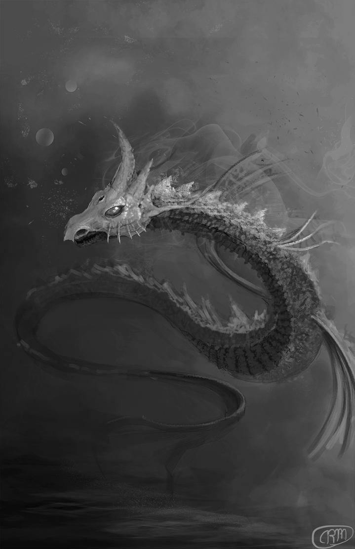 Sea Dragon by Gaidenlight