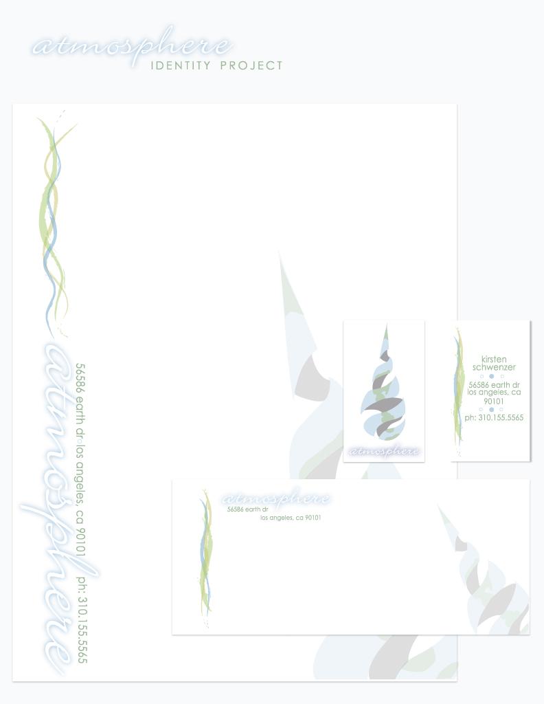atmosphere identity package. by lustdrunk