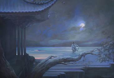 Mondschein by Diewahne