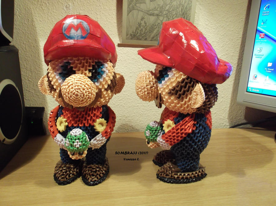 Mario Bros By Sombra33 On Deviantart
