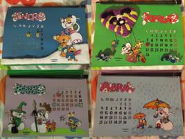 Diddl calendar