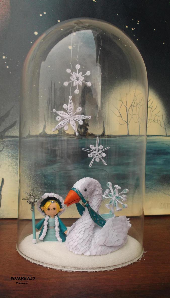Snow Fairy by sombra33