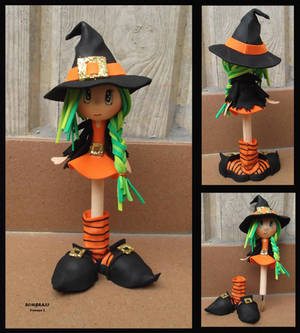 Pen witch