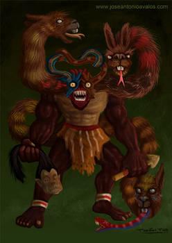 Paracas Monster