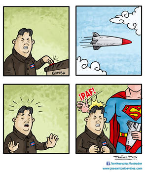 The Kim Jong-Un bomb