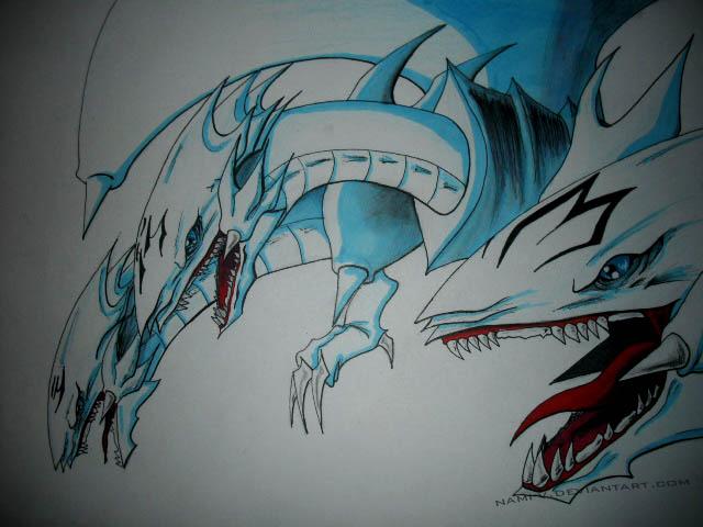 Ultimate dragon by Nami-v