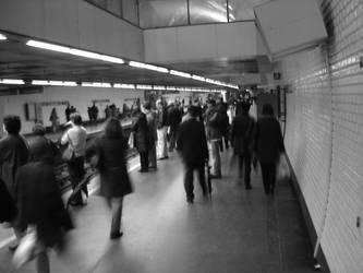 No metro... by 3ch3lon